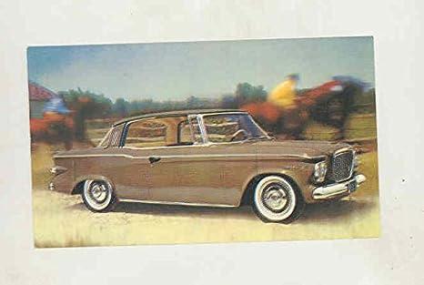 Amazon 1961 Studebaker Lark Hardtop Entertainment Collectibles