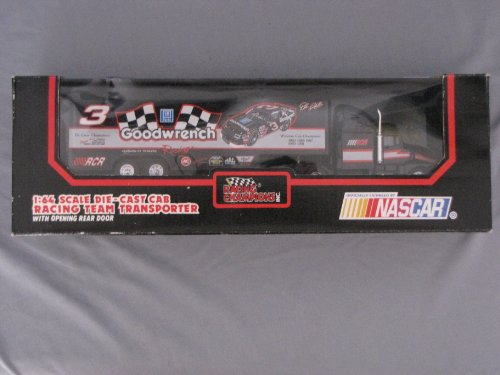 Dale Earnhardt 1992 Racing Champion Transporter 1:64 #3 Goodwrench Die Cast 18 Wheeler