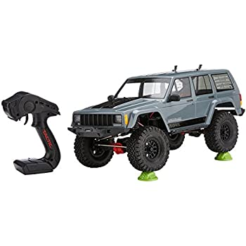 Amazon com: Axial SCX10 II '17 Jeep Wrangler Unlimited CRC 4WD RC