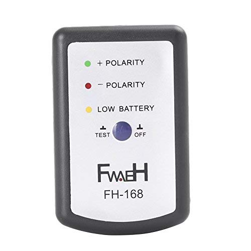 Timmart Car Auto Audio Horn Speaker System Polarity Tester FH-168 Phase Meter