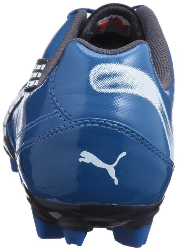 Puma Kinder Fußballschuhe v5.10 II i FG blau UK4 - EU37