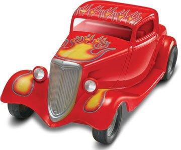 アメリカレベル 1/32 フォード ストリートロッド 01752 プラモデルの商品画像