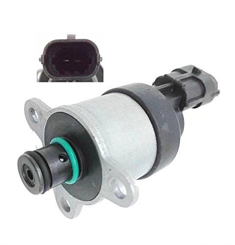 KingFurt For Duramax 0928400535 LB7 CP3 Diesel Fuel Pressure Regulator (FCA/MPROP/Measuring Unit) 2001 2002 2003 (Sard Injector)