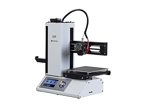 Monoprice 115365 Select Mini 3D Printer with Heated Build Plate, Includes Micro...