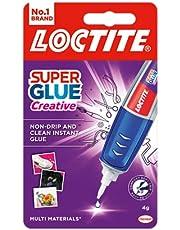 Loctite 2057737 lijmstift, hoogwaardige lijm, geschikt voor de meeste materialen, blauw