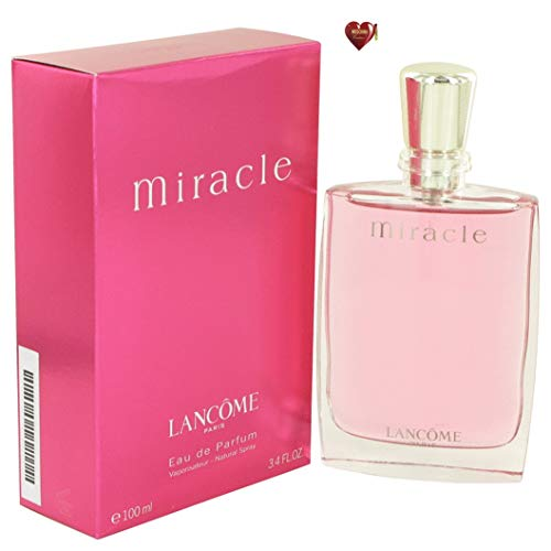 - Läncome Miråcle Perfumë For Women 3.4 oz Eau De Parfum Spray Free! MS 0.04 oz