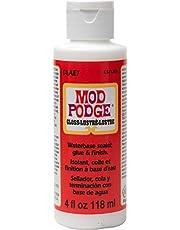 مود بودج بقاعدة مائية لحماية طبقة اللون واللصق ولإعطاء اللمسة النهائية