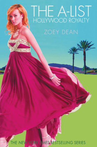 the a list by zoey dean - 9