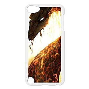 Clzpg High-quality Ipod Touch 5 Case - Fire diy cover case