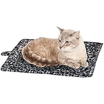 Amazon.com : Cat Bed - Purrfect Thermal Cat Mat Leapord