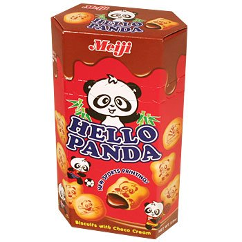 Meiji Hello Panda Choco 2.0 Oz