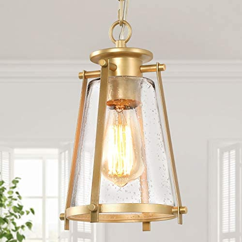 KSANA Gold Pendant Lighting