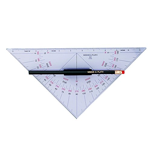 Weems & Plath #101 Protractor Triangle with Handle -