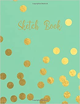 sketch book 85 x 11 personalized artist sketchbook 109 pages sketching drawing and creative doodling notebook and sketchbook to draw and journal
