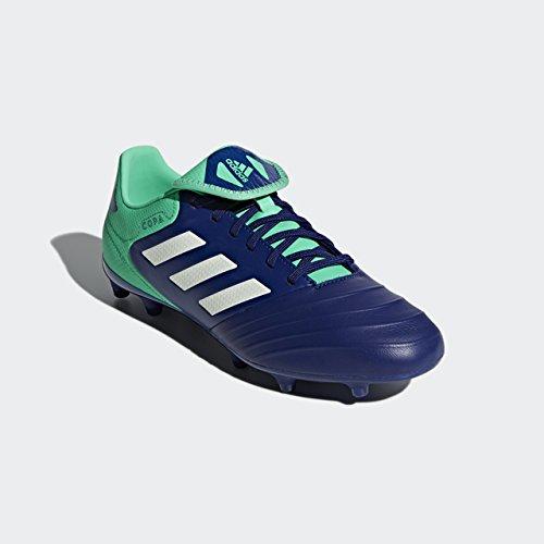 Pictures of adidas Men's Copa 18.3 Fg Soccer Shoe BB6358 White/Black 3