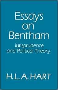 essays on bentham h l a hart Pris: 1475 kr inbunden, 1982 skickas inom 3-6 vardagar köp essays on bentham av h l a hart på bokuscom.
