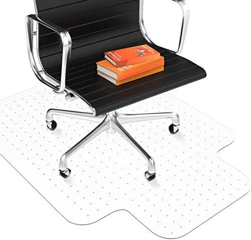 computer desk chair mat for carpet floors unbreakable heavy duty floor protector ebay. Black Bedroom Furniture Sets. Home Design Ideas