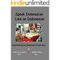 Speak Like An Indonesian