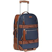 GOLFERS TRAVEL BAG - HERITAGE RANGE GOLF TRAVEL CASE - NAVY