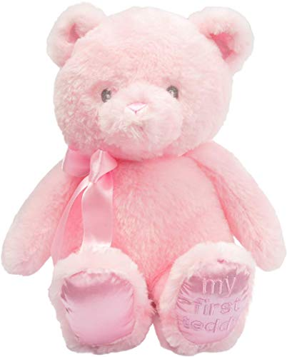 9'' Pink My First Teddy