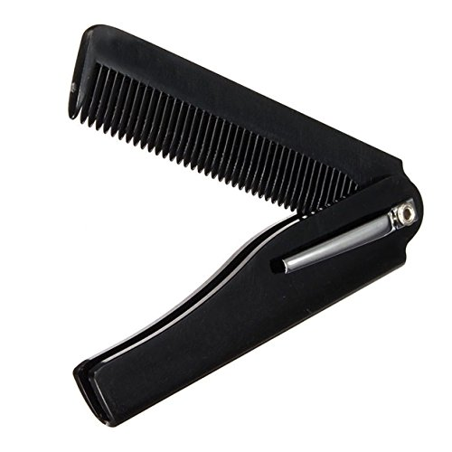 set combs hairbrush handmade folding