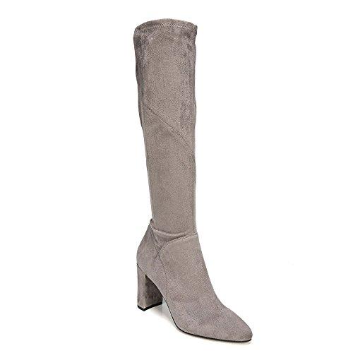 Nimbus Suede Boots Franco Women's Grey FLAVIA Fashion Sarto wSXTqA