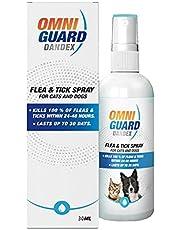 Omni Guard Cats & Dogs Flea & Ticks Spray, 30 ml