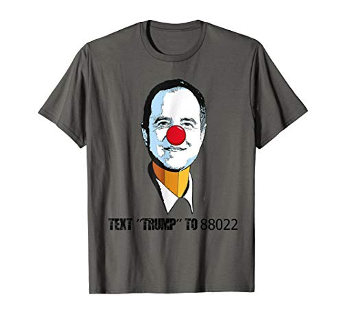 Pencil neck Adam Schiff Tshirt ()