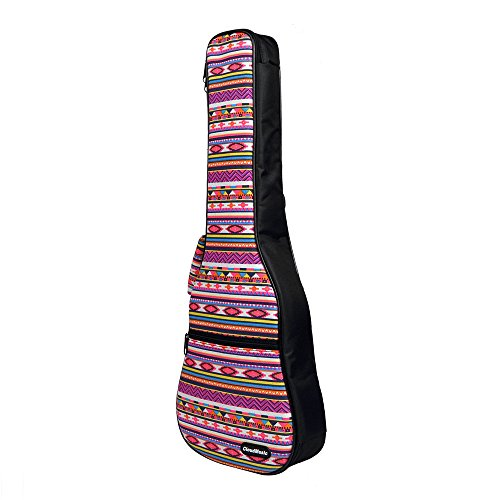 CLOUDMUSIC National Hawaiian Ukulele Backpack