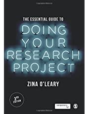 The Essential Guide to Doing Your Research Project 3ed