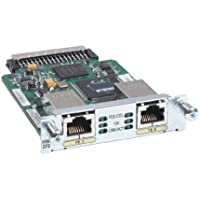 Cisco VWIC2-2MFT-T1/E1 2-PORT 2ND Gen Multiflex Trunk Voice/wan Int. Card