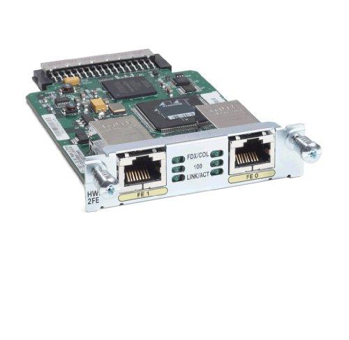 Cisco VWIC2-2MFT-T1/E1 2-PORT 2ND Gen Multiflex Trunk Voice/wan Int. Card