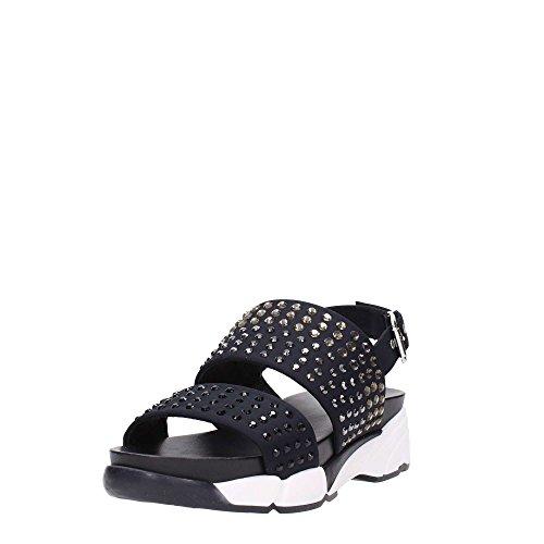 PINKO femme sandales 1P20QY Y2CH Z99 BRILLANT 40 Nero
