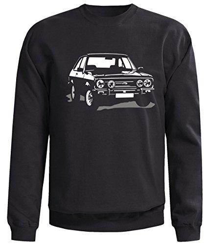 MK 2ESCORT Ford Inspired Unisex Felpa Classic