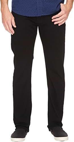 Nautica Mens Straight in Black Ink Jean