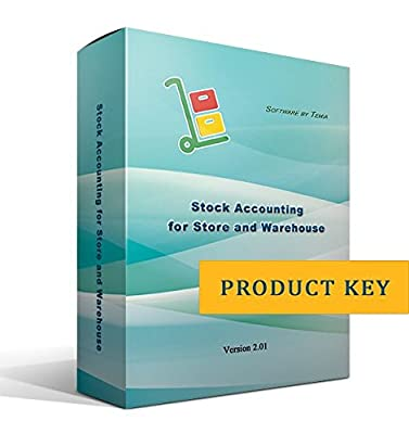 Stock Accounting for Store and Warehouse [only product key, without CD]