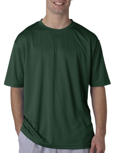 UltraClub Herren T-Shirt Gr. Small, waldgrün
