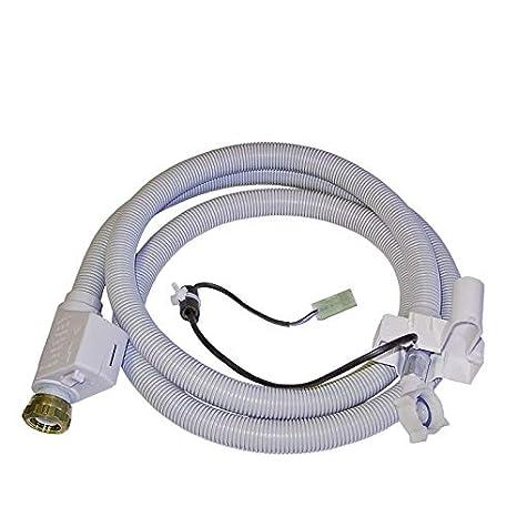 Manguera de alimentación 2,2 m Lavadora Aquastop Bosch Siemens ...