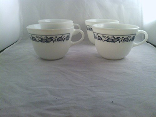 Buy vintage corning pyrex white coffee cup