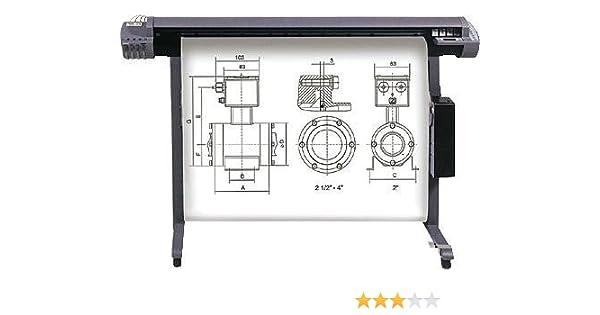 Heipa Ink Jet CAD F725960 - Papel para impresoras de inyección (91,4 cm x 50 m x 2