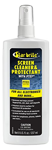 Star brite Screen Cleaner & Protectant with PTEF - 8 oz ()
