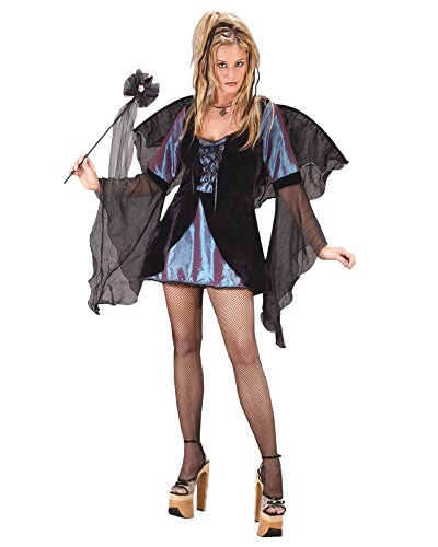 Summitfashions Sweet Sexy Fairy Mini Skirt Dress Fairy Wand Theatre Costumes Sizes: -