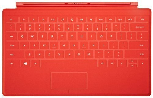 Microsoft Surface Touch Cover – Red (Certified Refurbished)