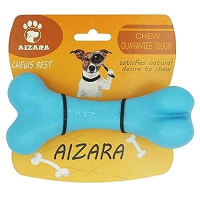 Aizara Dog Chew Toys for Aggressive Chewers Durable Nylon Bone