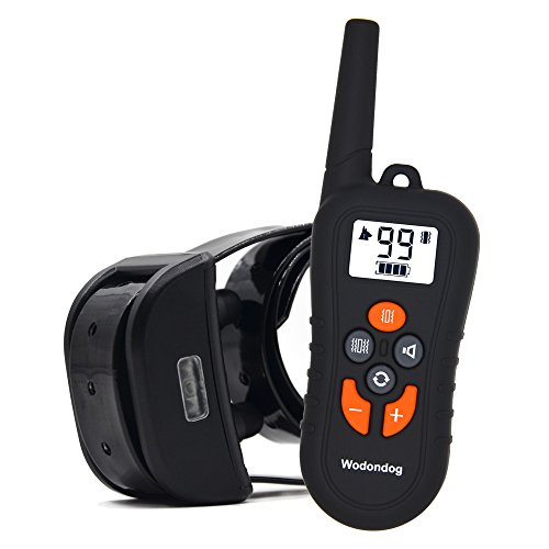 Top-Newest Dog Training Collar Remote – Rechargeable Waterproof Collar...