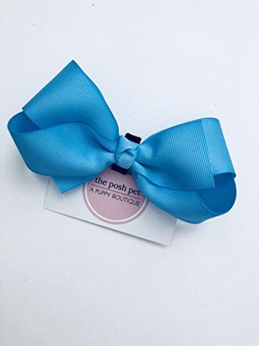 Posh Pet Boutique - Blue Bow