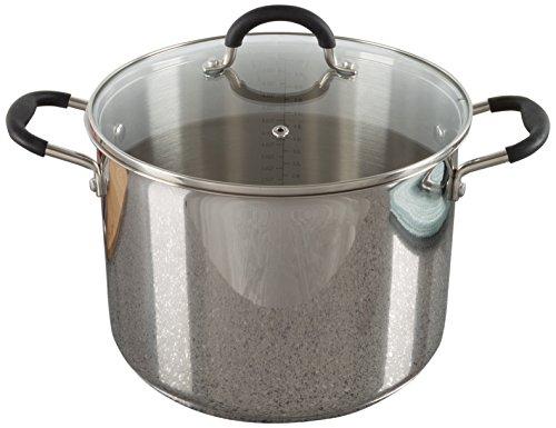 8 qt stock pot induction - 6