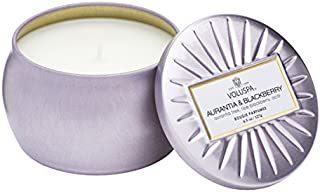 product image for Voluspa Aurantia and Blackberry Petite Tin Candle, 4 Ounces