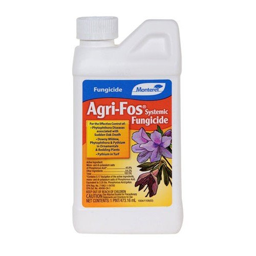 Monterey Agri-Fos Systemic Fungicide, 1 Pint by Garden Goods Direct