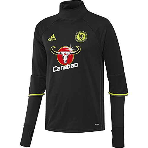 Homme negro Negro Amarillo Adidas Amasol Rojo Pour sweatshirt Cfc Top Granit Trg Football Chelsea TCp0qU